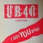 UB40-I got you babe-pop internacional-5-vinilo coleccion