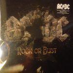 ac dc-Rock or Bust-rock internacional-1-vinilo coleccion