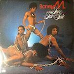 boney m-musica negra-2-vinilo coleccion