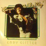gary glitter-Remember me this Way-rock internacional-1-vinilo coleccion