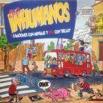 los inhumanos-grupos españoles-1-vinilo coleccion