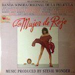 la mujer de rojo-bandas sonoras-vinilo coleccion