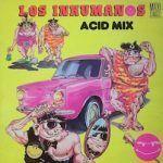 los inhumanos-acid mix-grupos españoles-1-vinilo coleccion