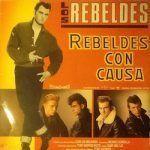 los rebeldes-rebeldes con causa-grupos españoles-3-vinilo coleccion