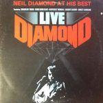neil diamond-live diamond-pop internacional-2-vinilo coleccion