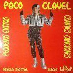 paco clavel-solistas españoles pop rock-vinilo coleccion