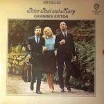 peter paul and mary-pop internacional-2-vinilo coleccion