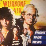 wishbone ash-Front Page News-rock internacional-1-vinilo coleccion