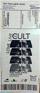 Coleccion discos de Vinilo-ElCoyote-Capitulo 2-Parte 1-The-cult-entrada