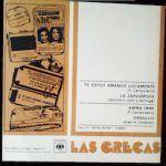 Coleccion Discos de Vinilo-ElCoyote-Capitulo 2-Parte 3-The Hellacopters-Las Grecas