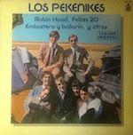 los pekeniles-grupos españoles-3-vinilo coleccion