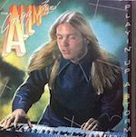 gregg allman-playin up a storm-folk-country rock-vinilo coleccion