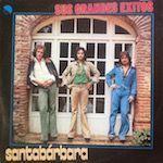 santabarbara-grupos españoles-3-vinilo coleccion