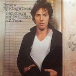 Bruce Springsteen. Darkness on the edge of Town-rock internacional-1-vinilo coleccion