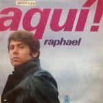 raphael-aqui-solistas españoles pop rock-vinilo coleccion