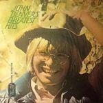 john denver-hits-country rock-folk-vinilo coleccion