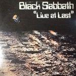 black sabbath-live at last-rock internacional-6-vinilo coleccion