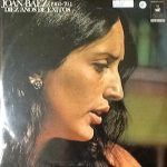 joan baez-diez años de éxitos-country rock-folk-vinilo coleccion