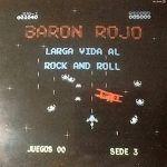 baron rojo-larga vida al rock-grupos españoles-1-vinilo coleccion