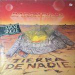 baron rojo-tierra de nadie-grupos españoles-1-vinilo coleccion