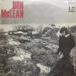 don mclean-2-country rock-folk-vinilo coleccion