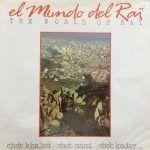el mundo del raï-country rock-folk-vinilo coleccion