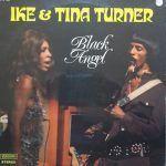 ike & tina turner-black angel -rock internacional-2-vinilo coleccion