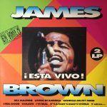 james brown-esta vivo-musica negra-2-vinilo coleccion