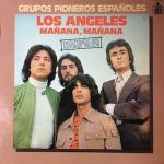 los ángeles-grupos españoles-3-vinilo coleccion