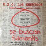 los enemigos-se-buscan-fulmontis-grupos españoles-1-vinilo coleccion