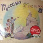 mecano-ya viene el sol-grupos españoles-2-vinilo coleccion