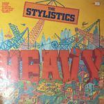 the stylistics-musica negra-2-vinilo coleccion