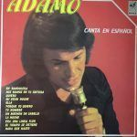 adamo-canta en español-pop internacional-2-vinilo coleccion