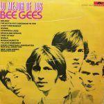 bee gees-lo mejor-pop internacional-2-vinilo coleccion