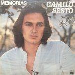 camilo sesto-memorias-solistas españoles pop rock-vinilo coleccion