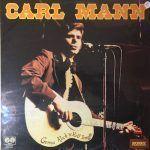 carl mann-country rock-folk-vinilo coleccion