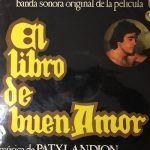 el libro del buen amor-bandas sonoras-orquestas-musica de peliculas