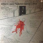 entierro para federico garcia lorca-flamenco-vinilo coleccion