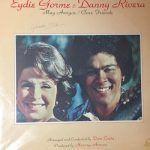 eydie gorme & danny rivera -solistas-cantautores-2-vinilo coleccion