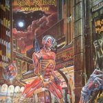 iron maiden-somewhere-rock internacional-6-vinilo coleccion
