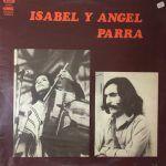 isabel y angel parra-solistas-cantautores-2-vinilo coleccion