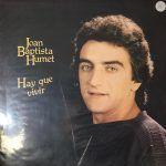 joan baptista humet-hay que vivir-solistas españoles pop rock