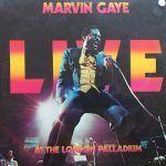 marvin gaye-live-musica negra-1-vinilo coleccion