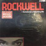 michael jackson-rockwell-musica negra-4-vinilo coleccion