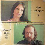 olga manzano y manuel picon-aguardiente-solistas-cantautores-2-vinilo coleccion
