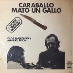 olga manzano y manuel picon-caraballo-solistas-cantautores-2-vinilo coleccion