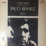 paco ibañez-ortega-solistas-cantautores-1-vinilo coleccion