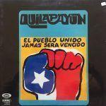 quilapayun-el pueblo-solistas-cantautores-2-vinilo coleccion