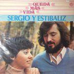 sergio & estibaliz-queda mas vida-solistas españoles pop rock-vinilo coleccion