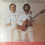 teddy bautista y pepe robles-solistas españoles pop rock-vinilo coleccion